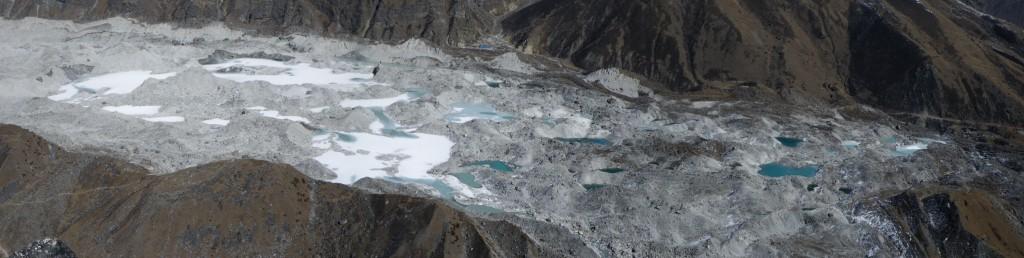 Ngozumpa lakes